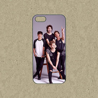 iphone 5c case,iphone 5c cases,iphone 5s case,cool iphone 5c case,iphone 5c over,cute iphone 5s case,iphone 5 case-5SOS boys Band,in plastic