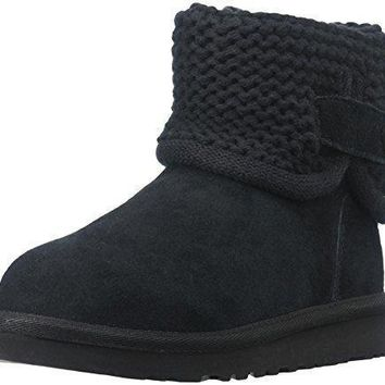 UGG Children's Darrah Knit Boot Big Kids