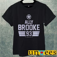 Ally Brooke Fifth Harmony Men T Shirt