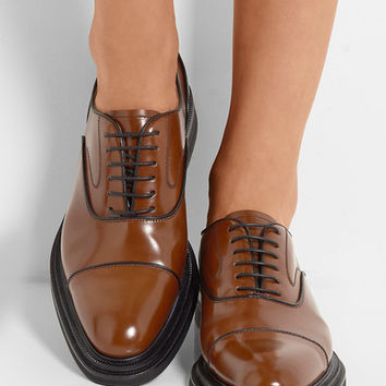 Church's - Pam leather Oxford shoes