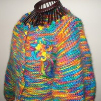 Ready to ship /Gorgeous Handspun Hand KnittedHANDMADE by ufer