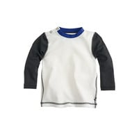 crewcuts Baby Rash Guard In Colorblock