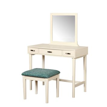 Garbo Vanity with Bench