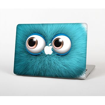 The Teal Fuzzy Wuzzy Skin for the Apple MacBook Air 13""