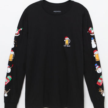 Lit Mas Long Sleeve T-Shirt at PacSun.com