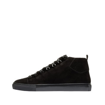 Balenciaga Holiday Collection High Sneakers Black - Men's Sneaker