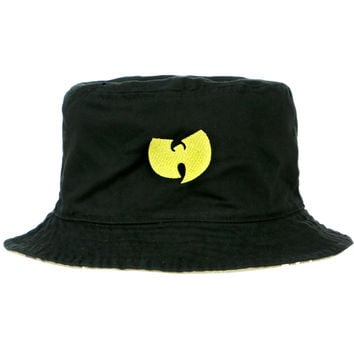 WU-TANG REVERSIBLE BUCKET HAT