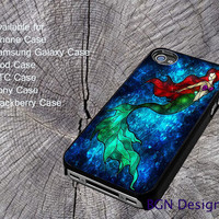 The Mermaid Song For iPhone 4/4S/5/5S/5C, Samsung Galaxy S3/S4, htc One X/x+/S Case, iPod Touch 4/5, Blackberry Case, Sony Case
