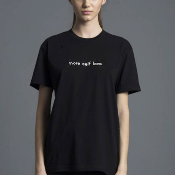 More Self Love Tee