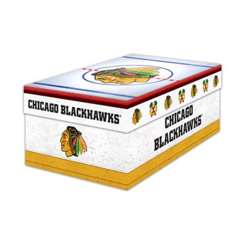 NHL Souvenir Ticket Boxes - Chicago Blackhawks