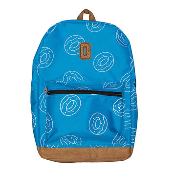 ALL OVER DONUT BACKPACK TURQUOISE – Odd Future