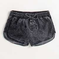 Kirra Acid Wash Jogger Shorts at PacSun.com