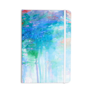 "Ebi Emporium ""Childlike Wonder"" Blue Pastel Everything Notebook"