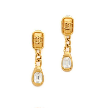 Accessory Fashion Ladies Strong Character Diamonds Earrings [4956864772]