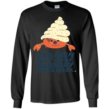 Cute Hermit Crab 2017 T Shirt