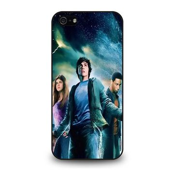 percy jackson iphone 5 5s se case cover  number 1