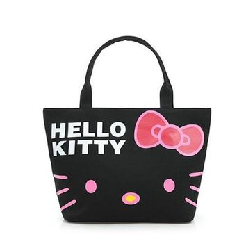 Brand fashion Handbag Silicone jelly bag Boutique tote Hello kitty bag transparent Lovely girl bag Casual Clutch shopper bag