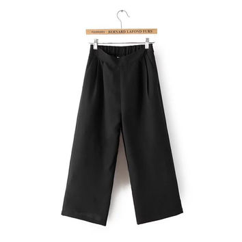 Korean Slim Casual Summer Pants [4919964100]