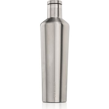 CORKCICLE 25 oz. Canteen- Brushed Steel