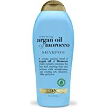 OGX Renewing Moroccan Argan Oil Conditioner Salon Size, 25.4 Ounce