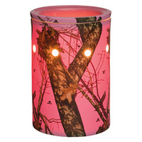 Mossy Oak Break-Up® Scentsy Pink Scentsy Warmer PREMIUM