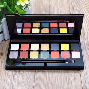 Anastasia 12 Colors Matt Eye Shadow [501352398863]
