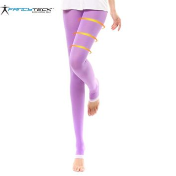 480D Varicose Veins Compression Stockings Slimming Leg Pantyhose Anti Varicose Fat Burning Women Stockings Sleeping Stockings