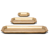 Oji Masanori Brass Desk Trays (3 sizes)