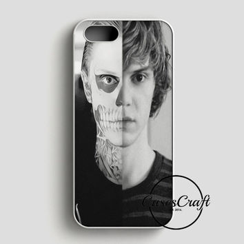 American Horror Story Tate Langdon Evan Peter iPhone SE Case | casescraft