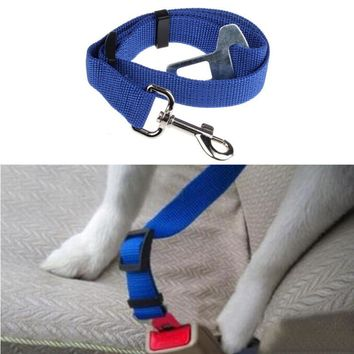 Car Seat Belt Dog Leash