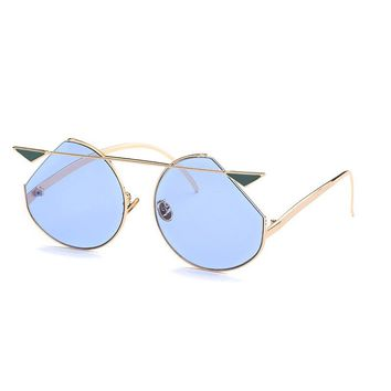 Arrowhead Sunglasses | Blue