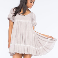 SEA GYPSIES To The Sea Babydoll Dress | Short Dresses