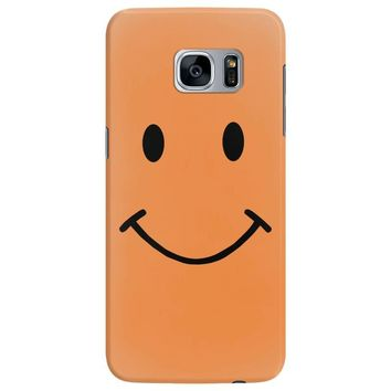 smiley face funny t shirt be happy love smile tee s 3xl Samsung Galaxy S7 Edge