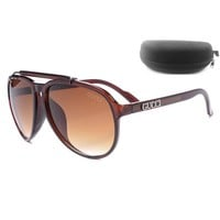 Perfect Gucci Women Fashion Sunglasses Popular Summer Style Sun Shades Eyeglasses Glasses Sunglasses
