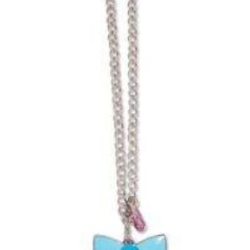 Neckalce Mercury Ribbon Sailor Moon Necklace GE Animation