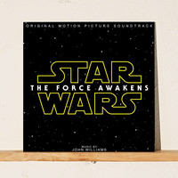 John Williams - Star Wars: The Force Awakens Soundtrack Holographic 2XLP - Urban Outfitters