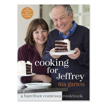 Cooking for Jeffrey: A Barefoot Contessa Cookbook by Ina Garten, Autographed, Baltimore Event