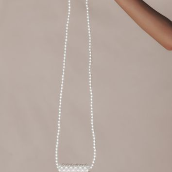 Aerial Mini Pearl Crossbody Purse