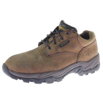 Chippewa Mens Leather Waterproof Work Shoes