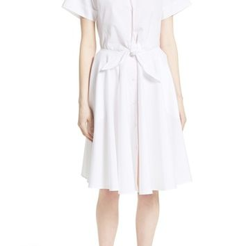 Diane von Furstenberg Cotton Shirtdress | Nordstrom