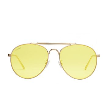 Crisp Aviator Sunglasses