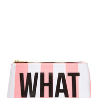 Whatever Makeup Bag