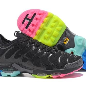 NIKE AIR MAX PLUS TN black 40-46