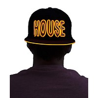 Light Up Hat- House