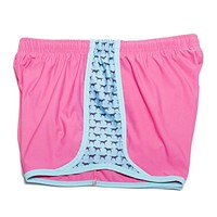 Ladies Best Friend Shorts in Pink by Krass and Co.