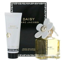 Daisy for Women by Marc Jacobs EDT Spray 3.4 + Luminous Body Lotion 2.5 oz Gift Set