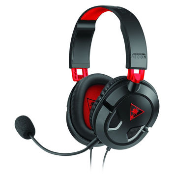 Turtle Beach Ear Force Recon 50 Gaming Headset for PC Mac Mobile/Tablet Devic...