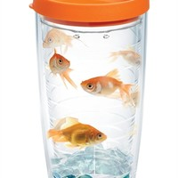Goldfish with Lid | 16oz Tumbler | Tervis®