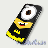 Batman The Dark Knight - Hard Plastic,Covers Phone,Custom IPhone 5,IPhone 4,Samsung Galaxy S3,S4,Blackberry,HTC One -AA168-9
