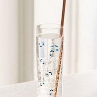 Flower Juice Glass | Urban Outfitters